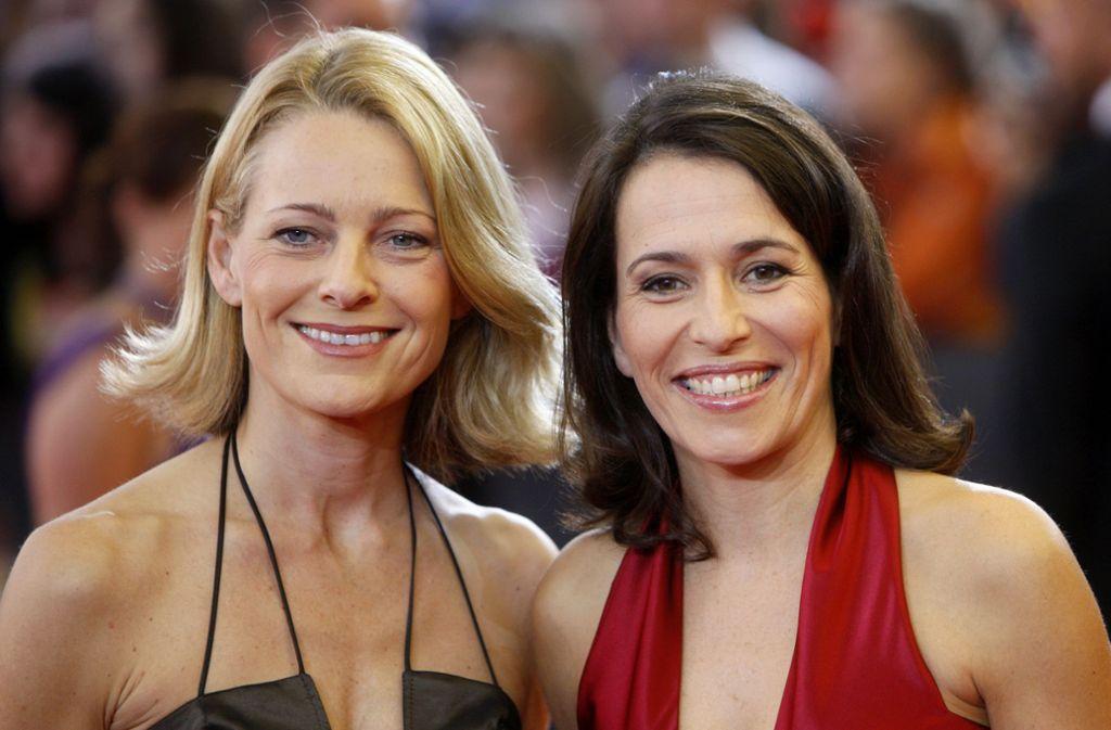 Die TV-Moderatorin Anne Will und die Kommunikationswissenschaftlerin Miriam Meckel haben ihre Partnerschaft beendet. Foto: dpa/Rolf Vennenbernd