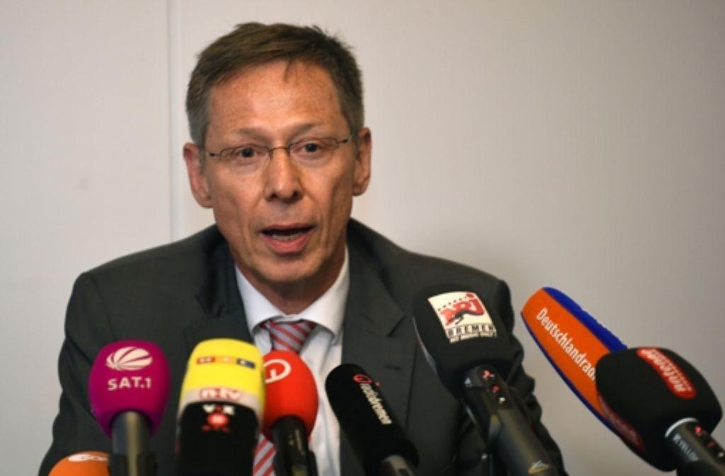 Carsten Sieling soll auf Jens Böhrnsen folgen. Foto: dpa