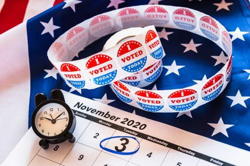 US-Wahl: Wann gibt es Ergebnisse?