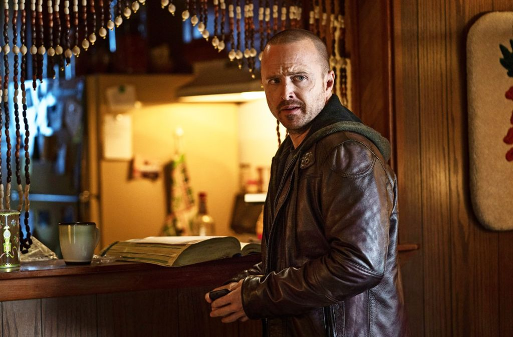 Jesse Pinkman (Aaron Paul) hat die Verfolger auf den Fersen. Foto: Netflix/Ben Rothstein