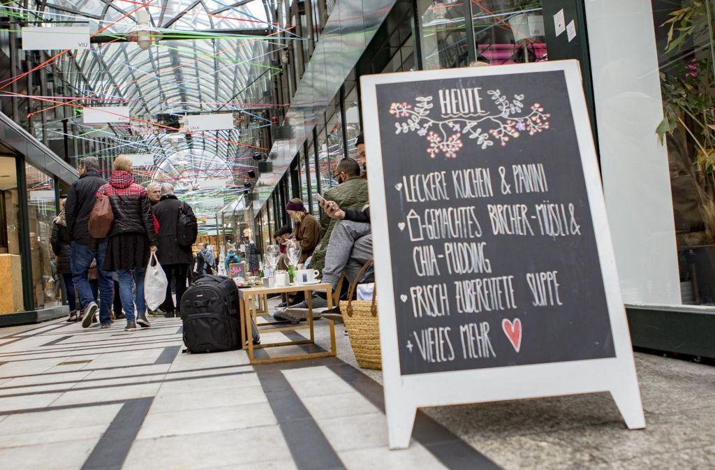 Die Zeitgeist-Mall Fluxus darf ein halbes Jahr länger bleiben. Foto: 7aktuell.de/Andreas Friedrichs