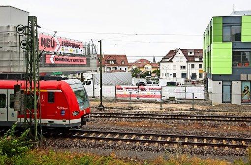 Mit dem  Zug in die Zukunft