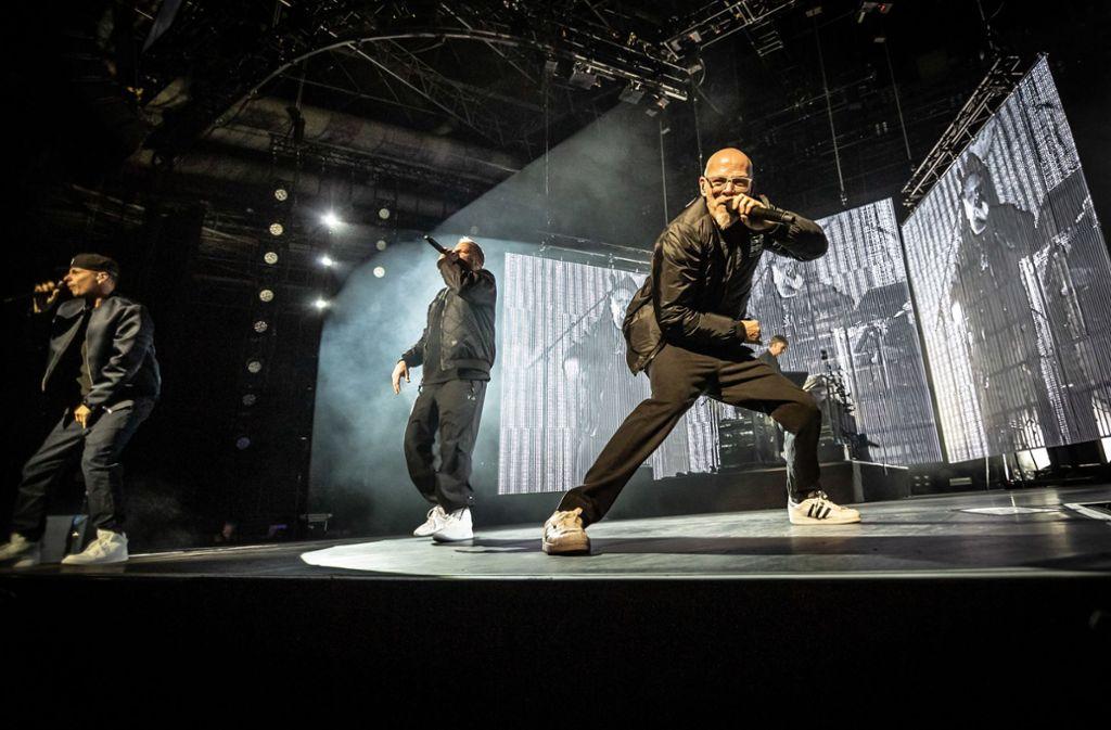 Stuttgart darf sich auf ein zweites Konzert der Fantas freuen. Foto: Julian Rettig/Julian Rettig