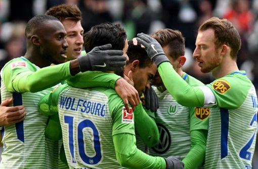 Wolfsburg verpasst Punkt gegen Bayern, HSV verliert