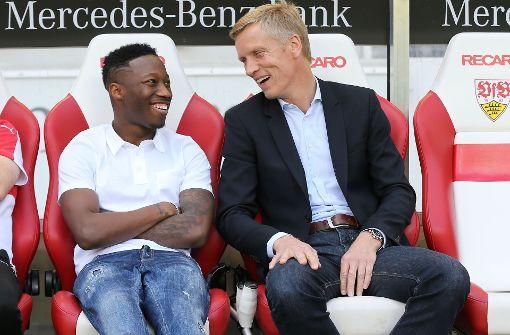 Schindelmeiser sieht den VfB Stuttgart gut gerüstet