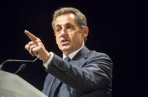 Der Geist von Sarkozy wandelt durch den Élysée-Palast
