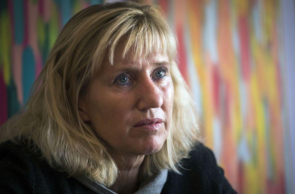 """Ines  Geipel spricht von einem """"Angstsystem DDR"""". Foto: AFP"""