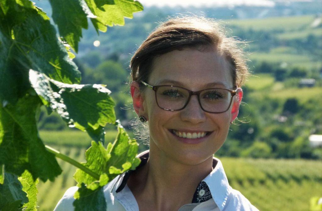 Insgesamt 30 Ar bewirtschaftet Anja Off in Fellbach. Foto: privat
