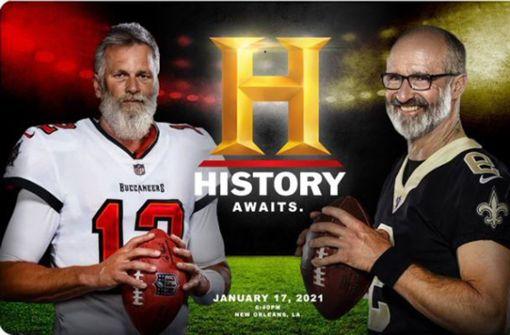 Das Duell der Quarterback-Legenden