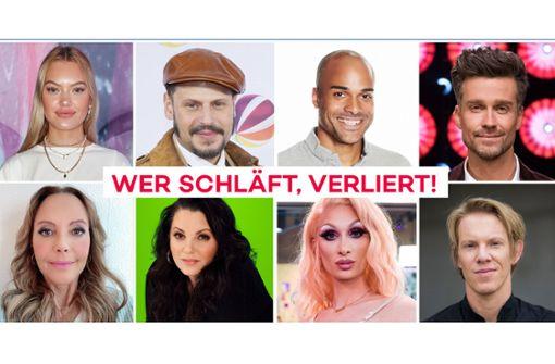 Neue ProSieben-Show mit übermüdeten Promis