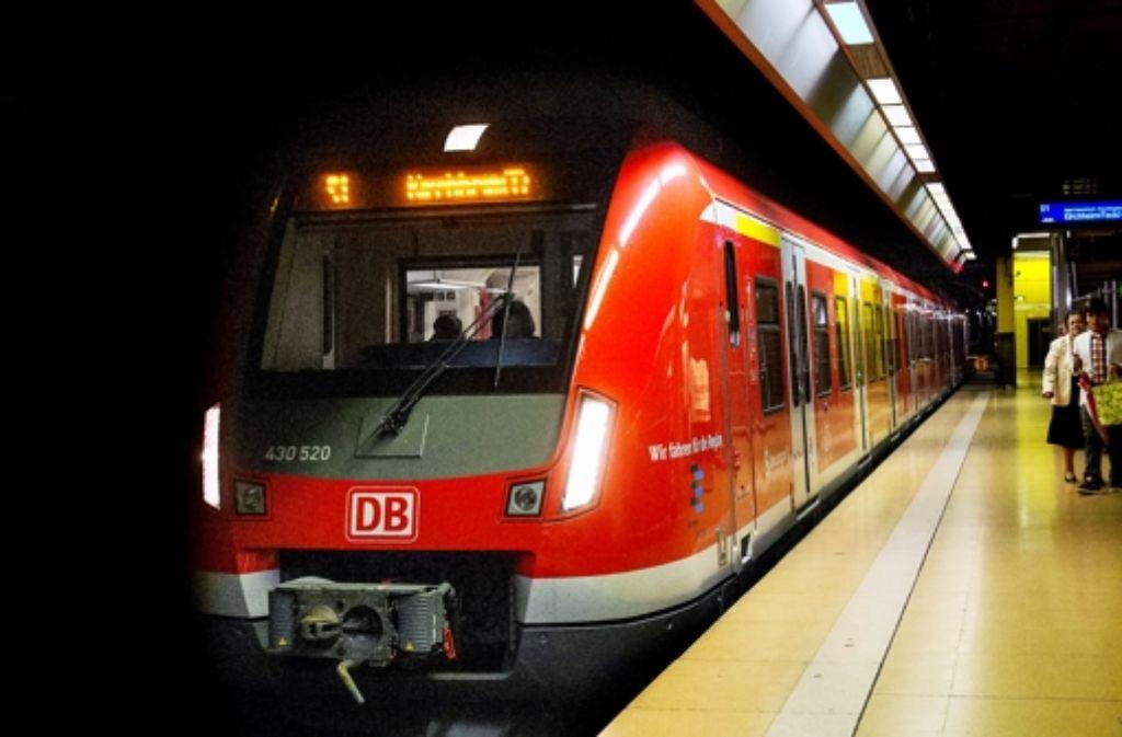 Die S-Bahn hat in letzter Zeit verstärkt mit Problemen zu kämpfen. Foto: Gottfried Stoppel