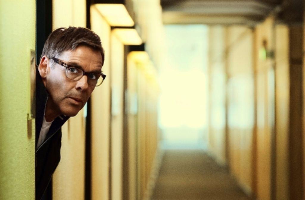 Sascha Hehn spielt einen arroganten Fernsehstar. Foto: ZDF