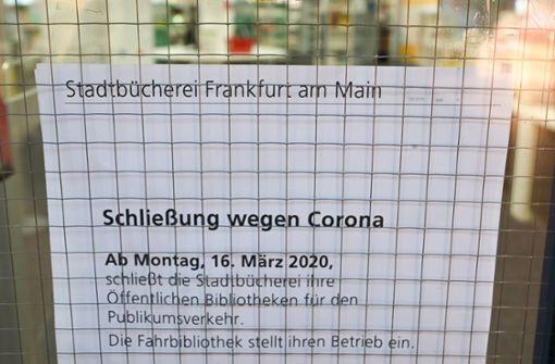 Rathäuser schotten sich wegen Corona ab