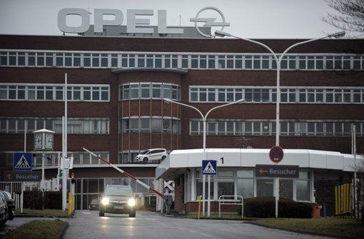 Bei Opel in    Bochum sind 3300 Jobs gefährdet