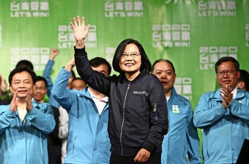 Schlechte Nachrichten für Peking aus Taiwan