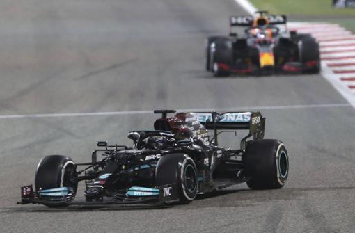 Lewis Hamilton siegt mit  Glück und Geschick