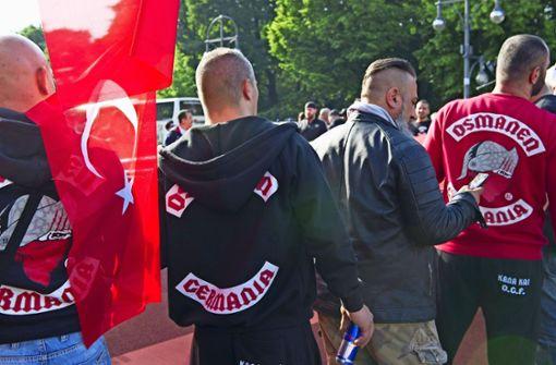Osmanen versetzen  Politik in Alarmstimmung