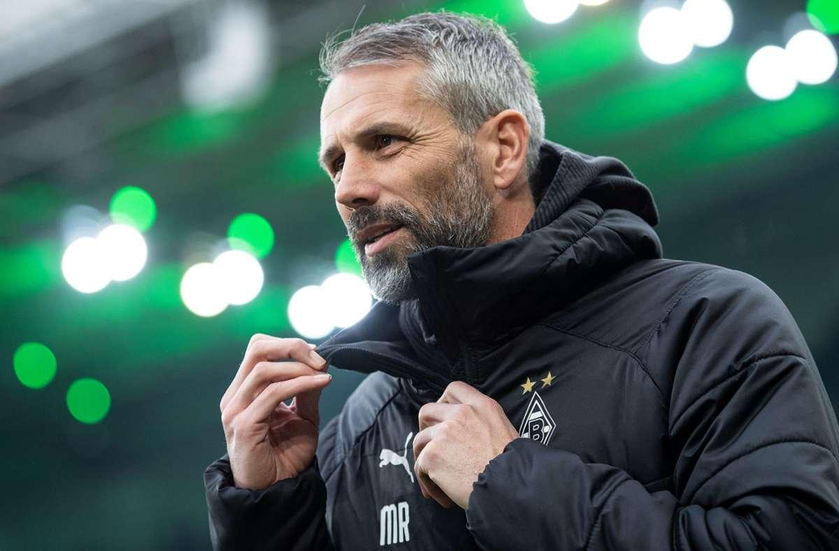 So sexy wie Marco Rose ist nicht jeder Bundesliga-Trainer. Foto: dpa/Marius Becker