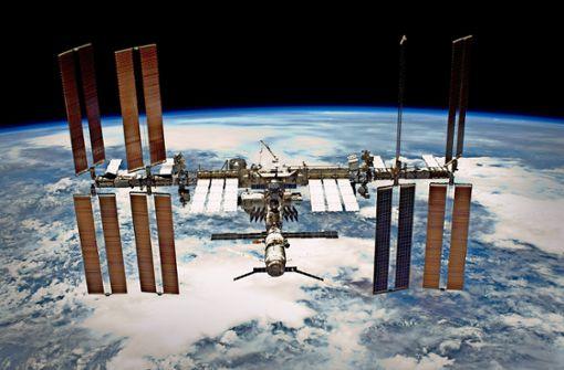 Ein Kornwestheimer lenkt die Raumstation ISS