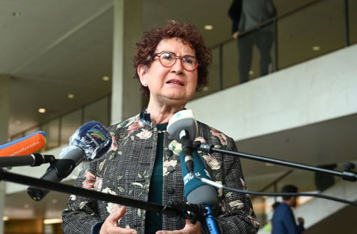 Gerlinde Kretschmann  bleibt trotz Krebs und Corona  Optimistin