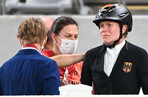 Fünfkämpferin lässt sportliche Zukunft nach Reit-Drama offen