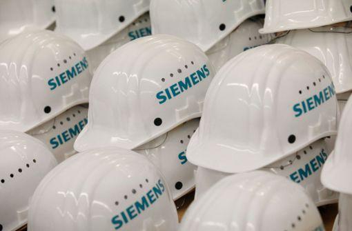 Klimaaktivisten planen Proteste bei Siemens in Stuttgart