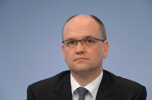 Rainer Neske, früherer Vorstand für den Bereich Privatkunden der Deutschen Bank, übernimmt bei der LBBW. (Archivfoto) Foto: dpa