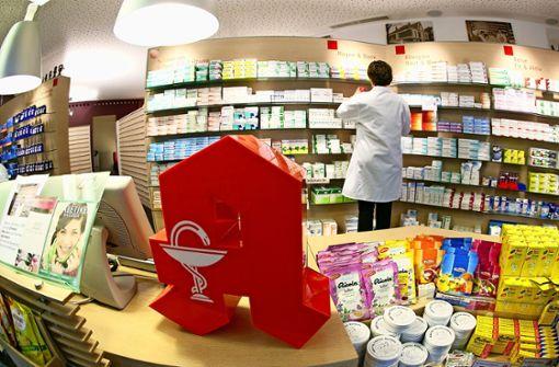Geschenke in Apotheken wohl bald verboten