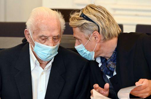 88-Jähriger muss wegen Brandanschlags lange hinter Gittern