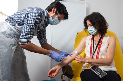 Staaten im Wettrennen um den Impfstoff