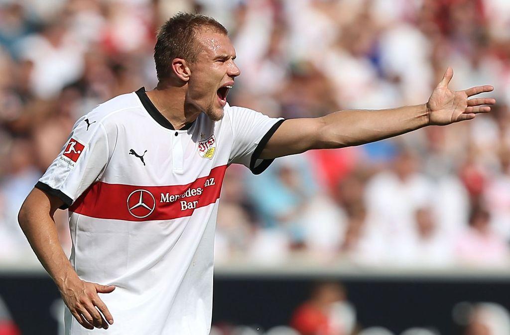 Routinier mit Führungsanspruch: VfB-Abwehrspieler Holger Badstuber Foto: Getty