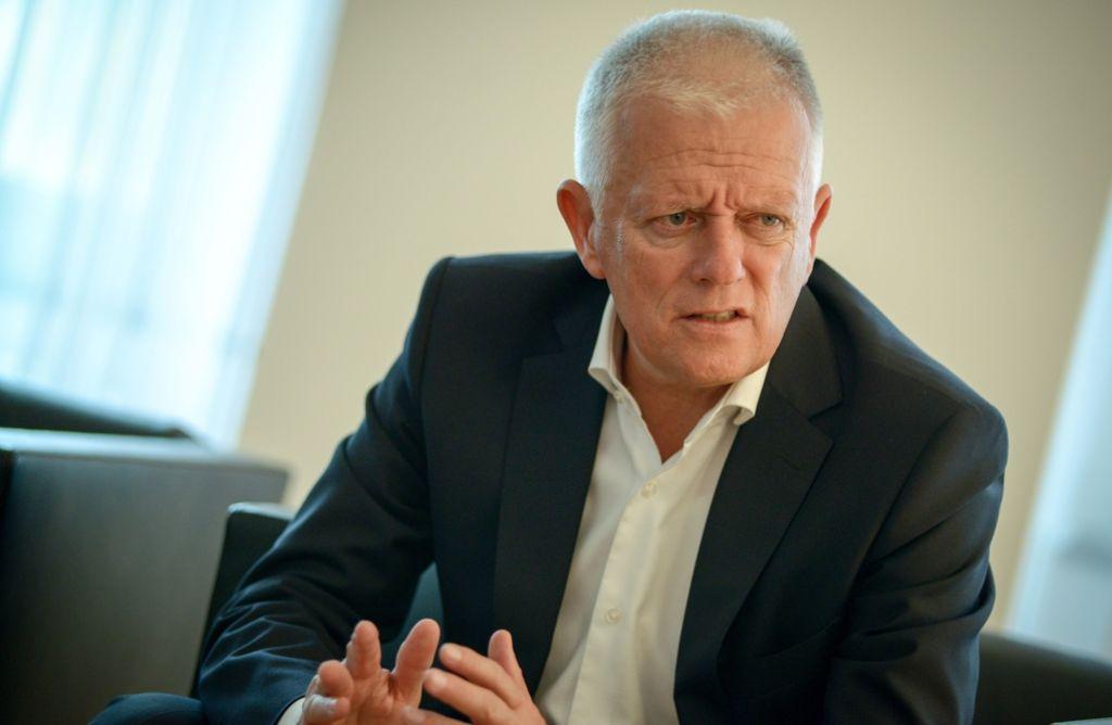 OB Kuhn ist das Ziel der Kritik der CDU. Foto: Lichtgut/Leif Piechowski