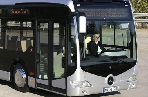 Grüne fordern Bus von Leonberg nach Pforzheim