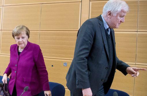 Kompromiss zwischen CDU und CSU nicht ausgeschlossen