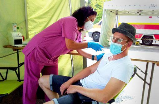 200 Aktionen sollen Impfmoral heben