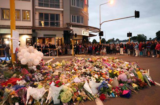 Moschee-Attentäter hatte weitere Attacken geplant