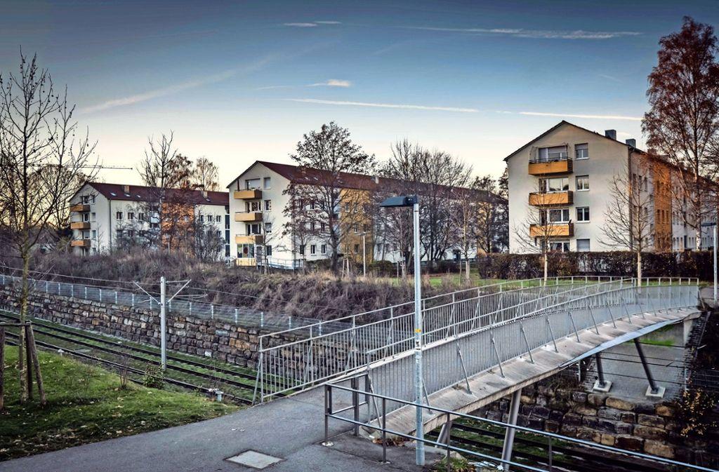 Der überarbeitete Entwurf sieht vor, dass rund um den Ehrlichweg knapp 130  neue Wohnungen gebaut werden. Foto: Lichtgut/Achim Zweygarth