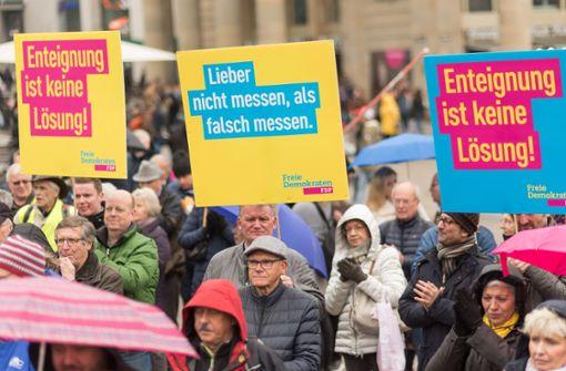 CDU und FDP: Fahrverbote sind Enteignung