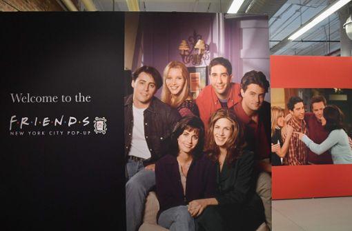 """Hunderte Millionen Dollar für """"Friends"""""""