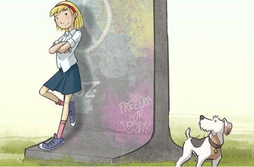 Hundeliebe und der Mauerfall