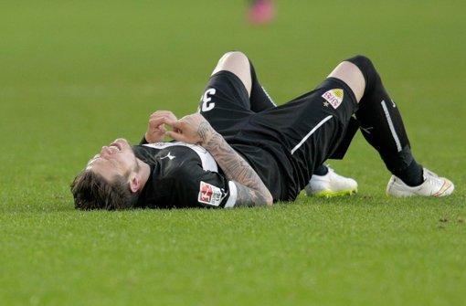 VfB Stuttgart zurück in der Depression
