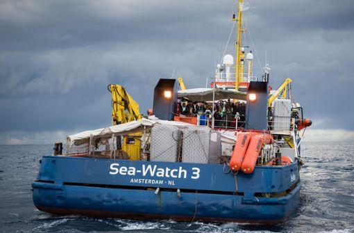 Rettungsschiff steuert  Lampedusa trotz Verbots an