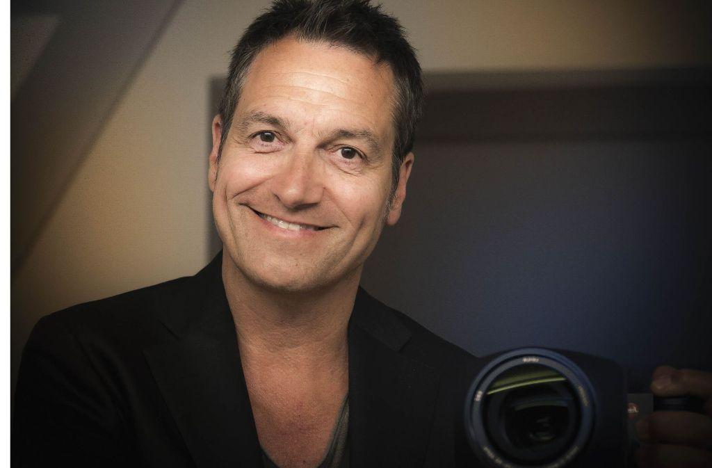 Kabarett und Kunst sind für ihn zwei Seiten der selben Medaille: Dieter Nuhr – Fotograf Foto: Veranstalter