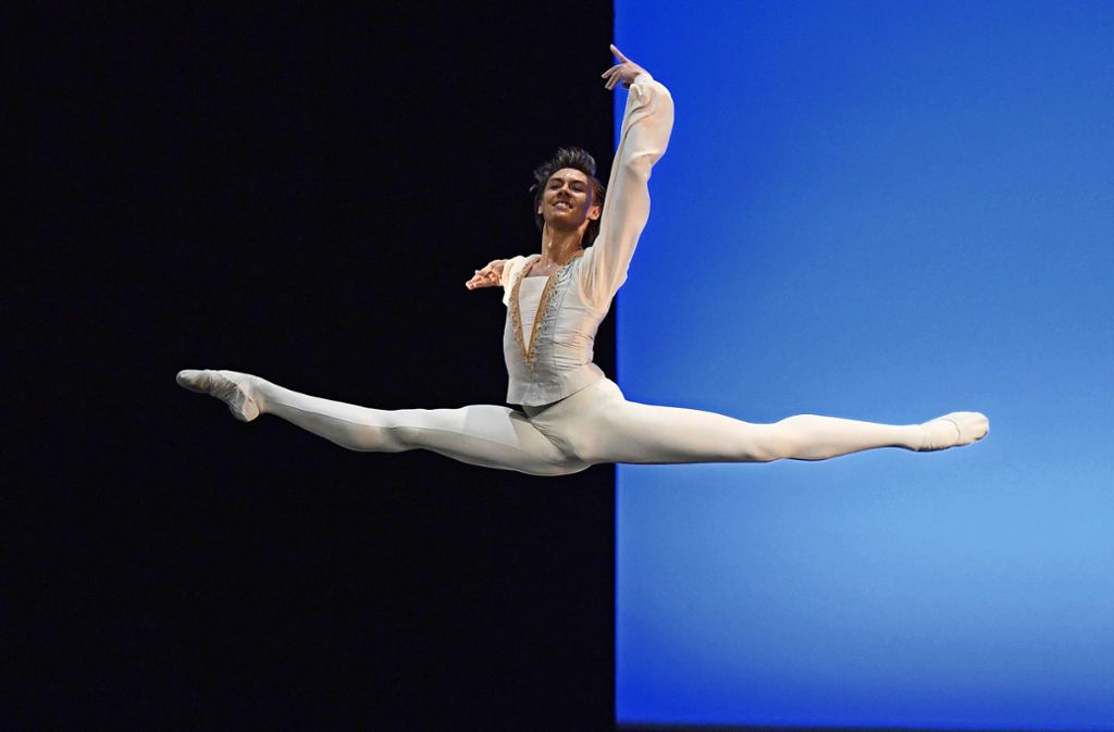 Am Stuttgarter Ballett tanzen 63 Künstler aus 24 Nationen. Foto: Stuttgarter Ballett