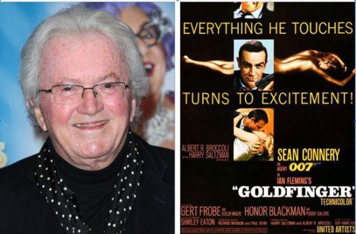"""Der Mann, der """"Goldfinger"""" Worte gab"""
