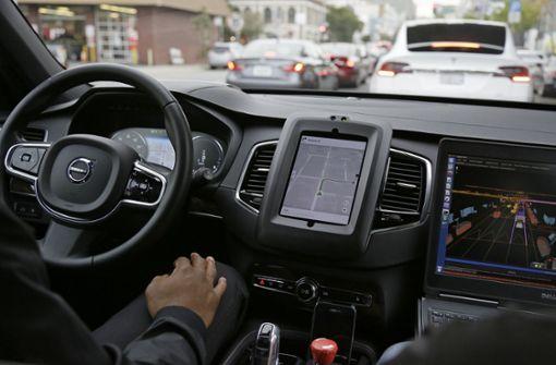 Uber testet autonome Fahrzeuge vorerst nicht mehr