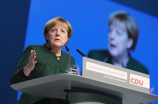 Merkel setzt sich über Beschluss zu Doppelpass hinweg