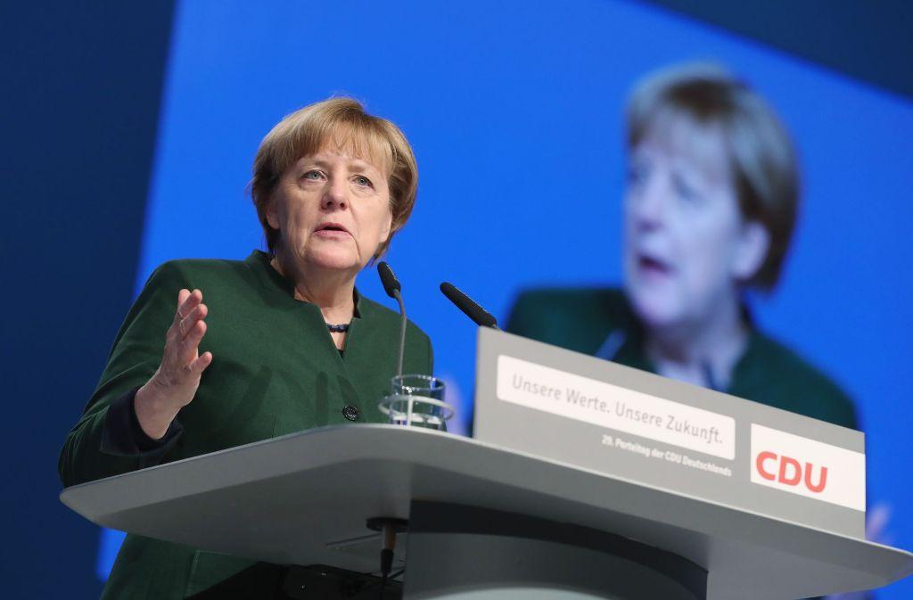 Angela Merkel sperrt sich gegen die Umsetzung des Beschlusses zur doppelten Staatsbürgerschaft. Foto: Getty Images Europe