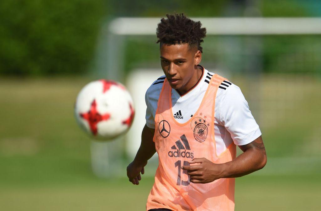 Thilo Kehrer spielte früher beim VfB Stuttgart und ist jetzt Nationalspieler. Foto: dpa