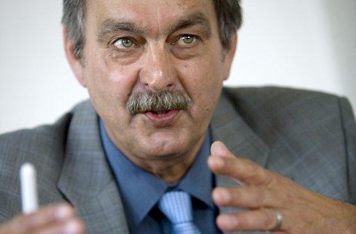 Stuttgarter Polizeipräsident Thomas Züfle bei Motorradunfall im Kreis Calw tödlich verunglückt